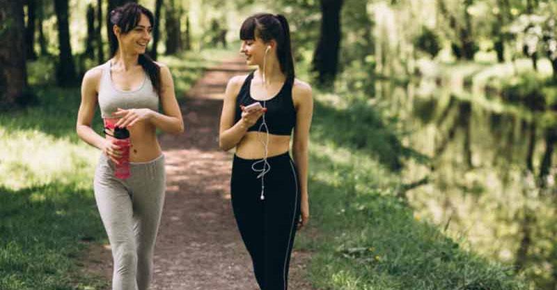 Những kinh nghiệm đi bộ giúp bạn giảm mỡ bụng hiệu quả